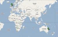 St Andrews_Tamworth map