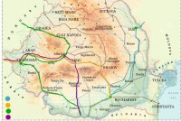 romanian map_altered with routes