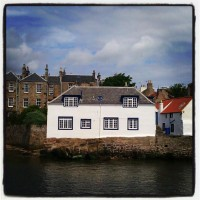 house in anstruther