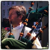 rory bagpipes