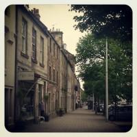 street in st andrews summer