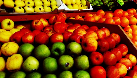 Paris Fruit - ABCs of Travel - Not A pedestrian Life